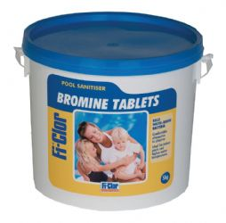 Bromine Tablets & Granules